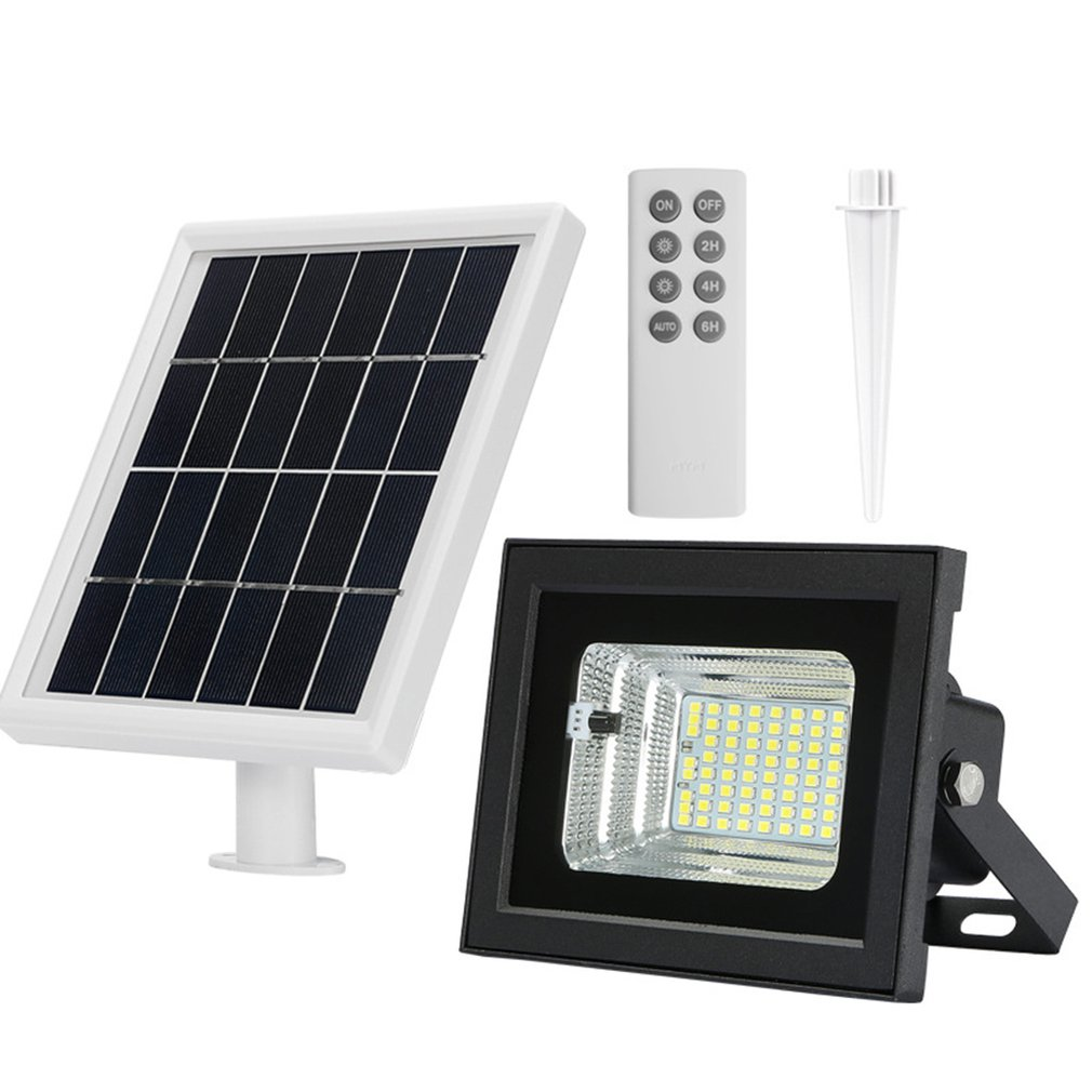 Light Control Led Solar Garden Wall Lamp Induction Lamp Outdoor Landscape Light Waterproof And Energy Saving