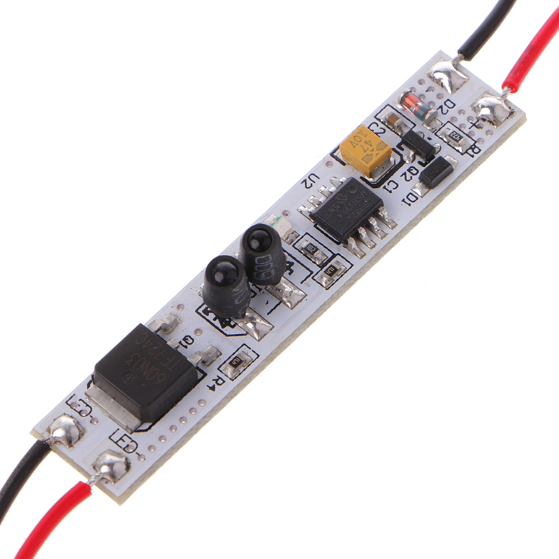 LP-1019 Module 5A Body Sensor Detection Sensing Switch LED Strip Light