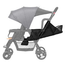 Back seat for the seebaby T12 twins stroller .