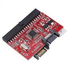 2 In 1 IDE SATA/SATA IDE adaptörü dönüştürücü 40 pin 2.5