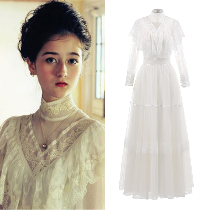 REAL PHOTO VINTAGE LACE BRIDAL GOWN Victoria Tulle Wedding Dresses Wedding Bridal Gowns Vestido De Noiva