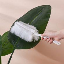 Espanador de pó eletrostático descartável à prova de poeira absorção remoção de poeira escova de fibra do agregado familiar poeira varrendo limpeza