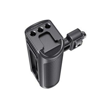Image 5 - Smallrig câmera aperto de mão arri alumínio localizar alça lateral para sony, para nikon gaiola da câmera com montagem de sapata fria para diy 2426