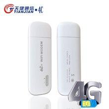 Univeral Unlocked LTE Router 4G Sim Card Data USB 3G Wifi Wireless Car Broadband Modem Stick Mobile Hotspot/Dongle Wi-Fi FDD TDD