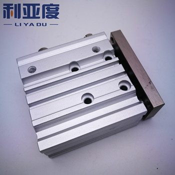 SMC Type MGPM50-50 Thin cylinder with rod Three axis three bar MGPM50*50 Pneumatic components MGPM50X50 MGPL50-50