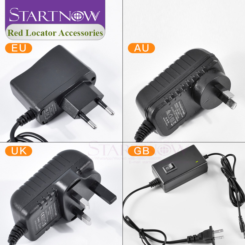 5V AC Adapter EU AU UK GB 5.5*2.1mm 1 Female To 3 5 10 Male DC Power Cord Splitter For Laser Locator LED Strip Security Camera