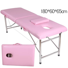 Spa-Bed Massage Treatment-Table Folding Thickening Carry-On Professional Custom