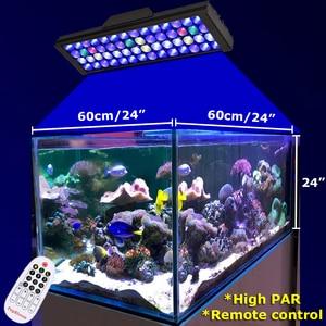 "Image 2 - Shannon40 Led Marine Aquarium Light Reef Aquarium Led Lighting Lamp for Aquarium Lighting Reef Coral Saltwater 24""/60cm Tank Led"