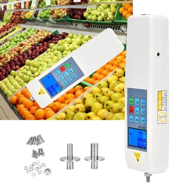 Durometro GY 4 דיגיטלי Penetrometer פירות Sclerometer פירות החווה קשיות Tester מכונת קשיות מדידה כלים
