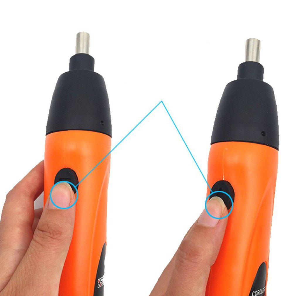 Battery Powered Professional Dual Use Electric Screwdriver Cordless Drill Driver Power Tools Mini Electric Drill Driver