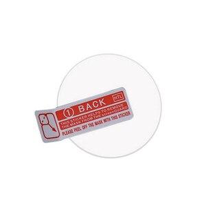 Image 3 - Protector de pantalla de vidrio templado para reloj inteligente Michael Kors MKT5012 mk5012, Protector de 2,5d borde redondeado de 0,3mm, 2 paquetes