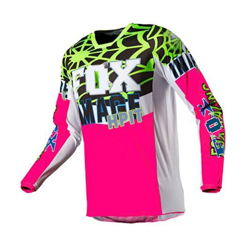 2021 камуфляжная Джерси для мотокросса hпитлиса, горный внедорожный горный велосипед, горный велосипед, Джерси MX BMX, велосипедная Джерси, свит...