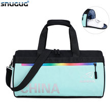 Спортивная сумка из ткани Оксфорд Женский чемодан дорожные водонепроницаемые
