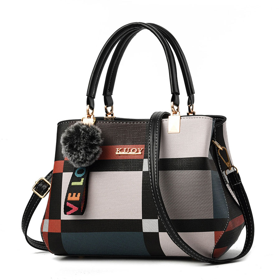 Fashion Lady Leather Handbag