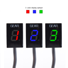 KTM 690 Motorcycle For DUKE Enduro/SMC 2008-2015  LCD Electronics 1-6 Level Gear Indicator Digital