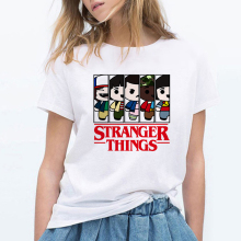 stranger things 3 t shirt Eleven 2019 women