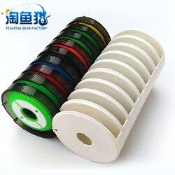 Deconstructable główny bęben nici yu xian he wielofunkcyjny dekonstrukcyjny żel krzemionkowy linia grupa Box ryby cewki dostęp do połowów w Reflektory od Lampy i oświetlenie na