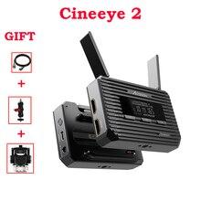ACCSOON CineEye 2 2S Mini transmetteur Audio sans fil, récepteur de Transmission vidéo, streaming en direct 400 pieds