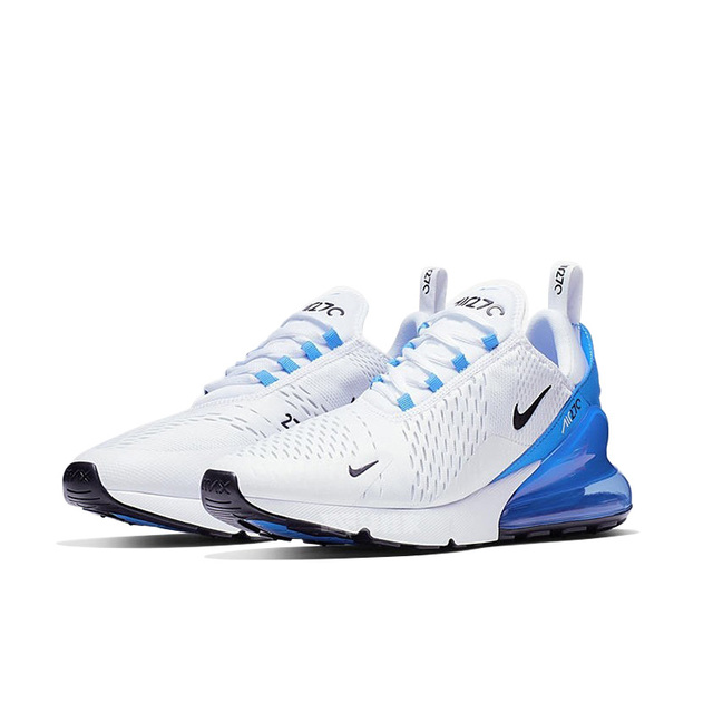 Original Nike Air Max 270 Men's Running Shoes Sports Outdoor Comfortable Absorbing Lightweight Breathable Sneakers AH8050-110