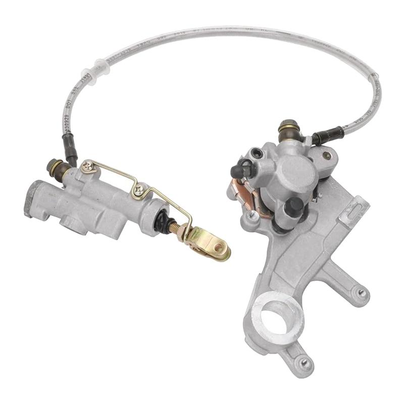 Rear Brake Caliper Rebuild Kit For Honda CR125R CR250R 2002-2007