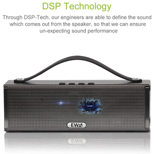 Image 5 - EWA D560 Bluetooth Premium Stereo,20W Drivers and Two Passive Subwoofers, HIFI HD Sound Enhanced Bass with Mic Support TF AUX