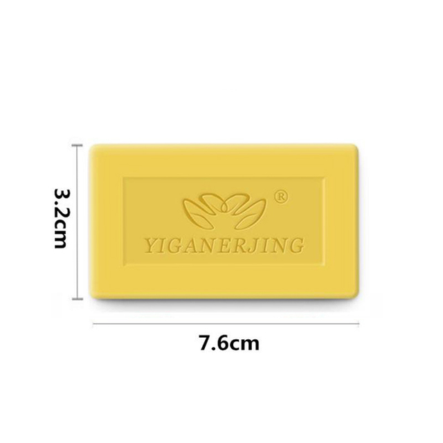 Yiganerjing Sulfur Soap Removal Acne Pimple Pore Treatment Psoriasis Seborrhea Eczema Anti Fungus Bath Whitening Shampoo 2
