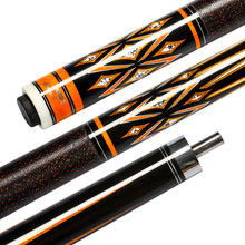 FURY DN-4 Pool Cue Stick Kit Billiard Cue 13mm Tiger Everest M Tip Hard Maple HTE Shaft White Fiber Ferrule New Tec Decal 2019 2018 fury dn handmade pool cue stick with fury original 4 hole case hardwood north american maple pool billiard cue kit 13mm tip