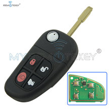 Ключ дистанционного управления xj xksx fo21 315 МГц 4 кнопки