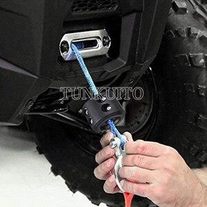 Image 5 - 1PCS Kabel Haken Stopper Winch Berg Stop Seil Linie Kabel Saver für Universal Auto Offroad ATV UTV Auto Zubehör teile