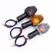 1 пара передний/задний фонарь поворота мотоцикла мигалка индикатор