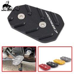 CBR 500R Rear Foot Brake Lever Pedal Enlarger Extension For Honda CB500X 2019-2020 CBR500R CB500F 2020 Brake Peg Pad Extender