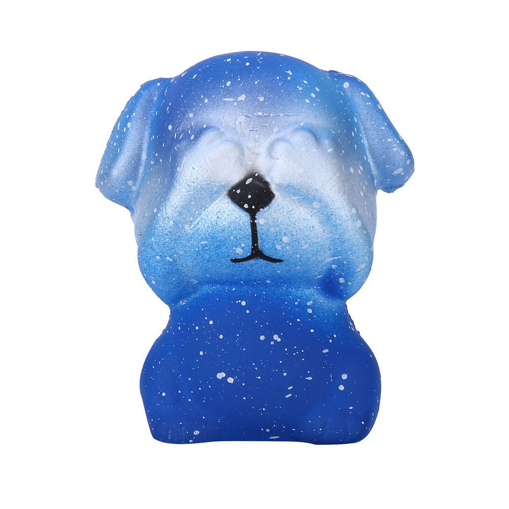 Squeeze Stress Kids Toys Exquisite Fun Cute Dog Slow Rising Collection Squeeze Stress Reliever Toy Antistress Toy #A