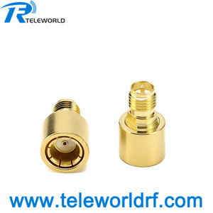 Image 3 - 5pcs SMA fast plug adapter quick Connector SMA male to SMA female 12GHz 50ohm VSWR 1.2