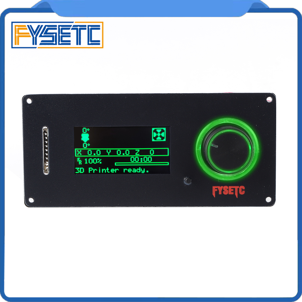 """LCD 2.42 OLED Display 2.42"""" 2.42inch SSD1309 OLED Screen 180 Viewing Angles Ultra High Contrast For 3D Printer Accessories"""