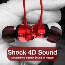 2020 New Headphones Wired Earphone in Ear Super Bass Earbud