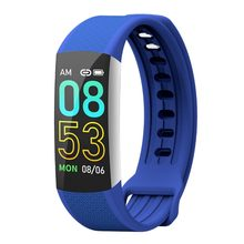 For Women/Men GPS Smart Watch Newly Sport Step Calorie Counting Heart Rate Blood Pressure Monitor Smart Bracelet(China)