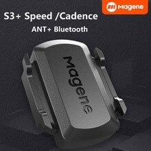 IGPSPORT MAGENE תאומים 210 S3 + מהירות חיישן מקצב ant + Bluetooth עבור Strava garmin bryton אופני אופניים מחשב