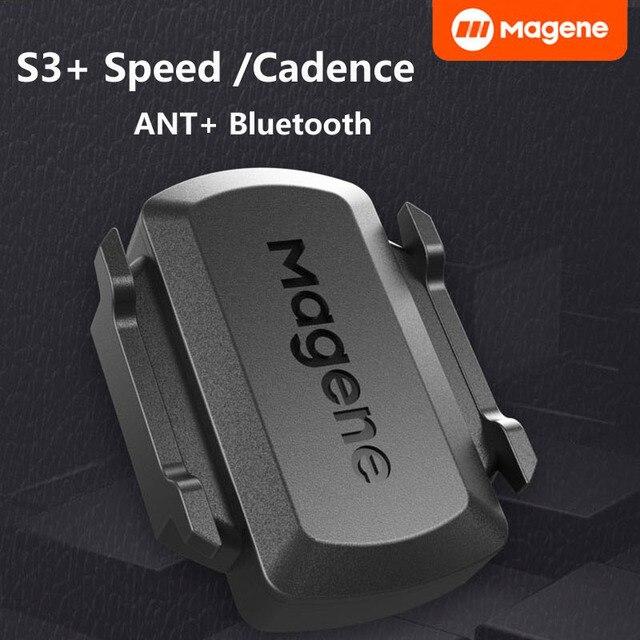 iGPSPORT MAGENE gemini 210 S3+ Speed Sensor cadence ant+ Bluetooth for Strava garmin bryton bike bicycle computer
