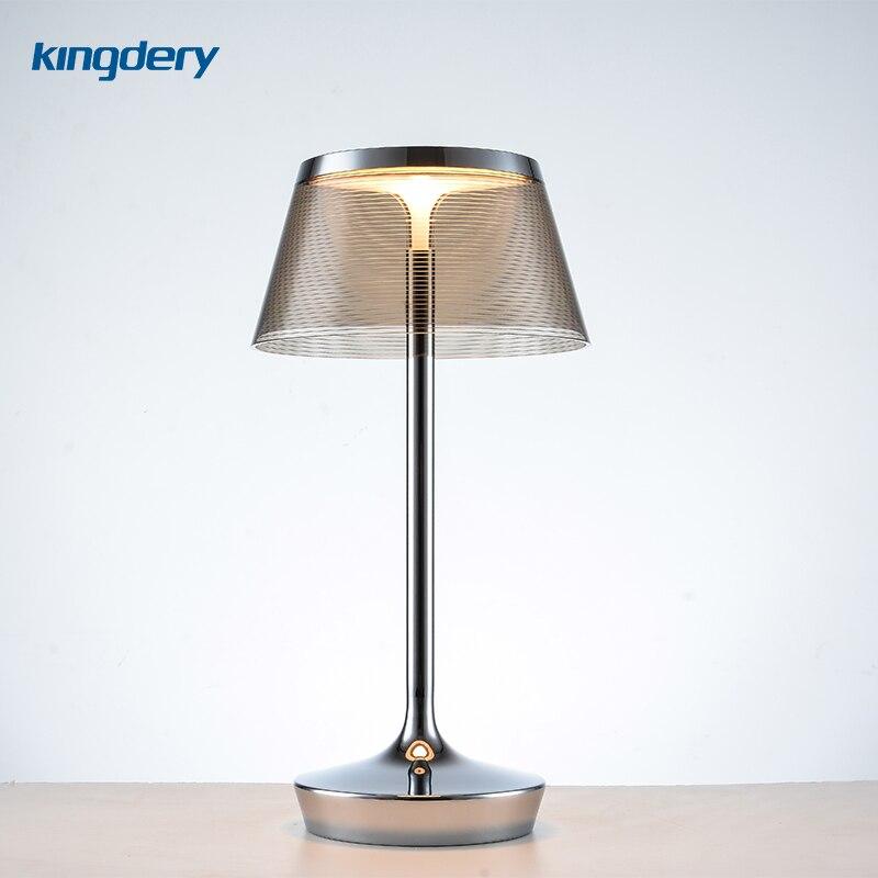 Original Italian Designer LED Desk Lamp Bedside Lamp Study Bedroom Decoration Lamp