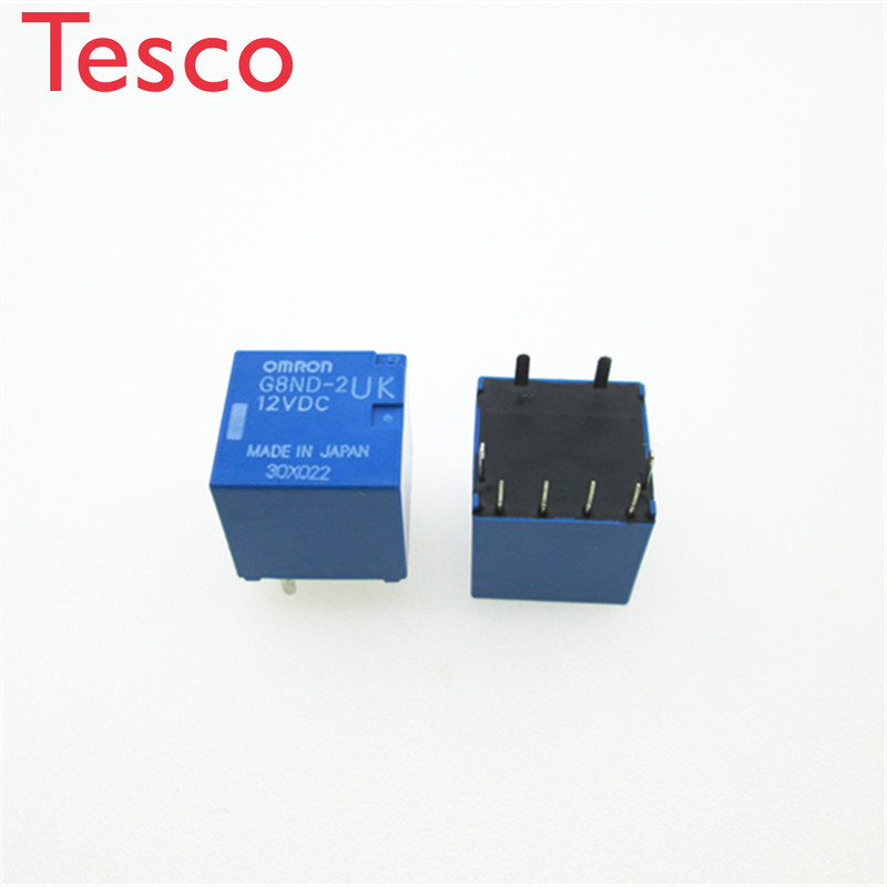 NEW Auto Car 12V Relay G8ND-2UK 12VDC G8ND-2UK-12VDC G8ND2UK 12VDC 12V DC12V 8PIN