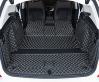 3D Luxury Full Rear Trunk Tray Liner Cargo Mat Protector Pad Mats For BMW X3 G01 2018 2019 2020 2021 Year