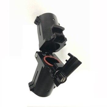 1 unidad 30mm 40mm espiral Horizontal brazo plegable Anti-virtual tubo de carbono...
