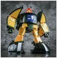 Новая трансформационная игрушка X-Transbots MM-IX + Klaatu G1 Cosmos metallic Ver insock