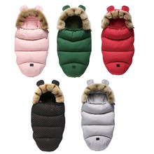 sleeping bag baby envelope in a stroller baby envelope winter baby sleeping bag(China)