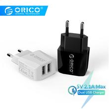 ORICO USB Charger for Micro B Mobile Phone with Cable and Together For Android