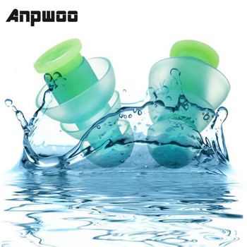 Silicone Earplugs Against Sound Reusable Ear Plugs Hearing Protection Swimming for swimming Sleeping working - discount item  21% OFF Transmission & Cables
