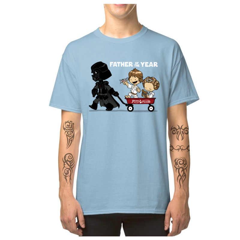 ワゴン乗車メンズ tシャツスター · ウォーズダース · ベイダー姫 tシャツ学生綿父の日 tシャツユニークなトップス面白い