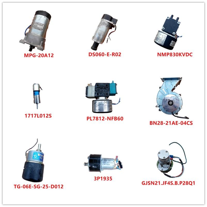 MPG-20A12| DS060-E-R02| NMP830KVDC| 1717L012S| PL7812-NFB60| BN28-21AE-04CS| TG-06E-SG-25-D012| 3P1935| GJSN21.JF4S.B.P28Q1 Used
