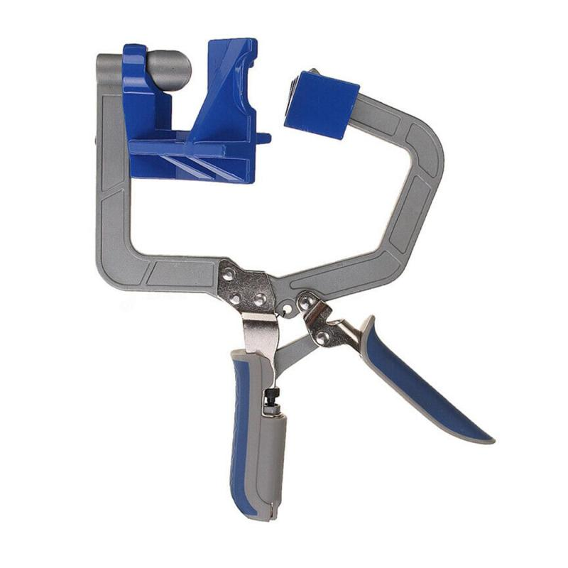 90 Degrees For Jigs for Hand Tool Miter Jigs Woodworking Clamps Clips Multifunctional Corner Clamp Corner Tool T Joints KHCCC