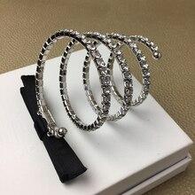 2020 Set di gioielli di moda di marca calda per le donne primavera Bowknot Set di gioielli per feste girocollo bracciale polsino moda Bowknot Set di gioielli
